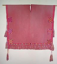 Tzotzil Man's Coton, Zinacantan, Chiapas