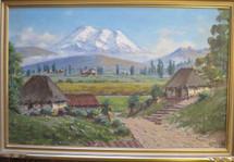 Emilio Moncayo -- Mt. Chimborazo