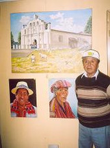 Artists of Guatemalan Paintings