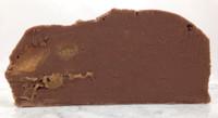 Chocolate Sea Salt Caramel Fudge