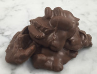 Milk Chocolate Pecan Clusters