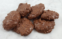 Milk Chocolate Coconut Clusters