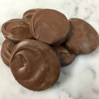 Peppermint Patties (Milk Chocolate)