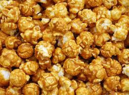 1/2 pound bag of caramel corn