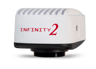 INFINITY2-5C --- 5.0 Megapixel 14-bit CCD USB 2.0 Color Camera (AU-500-CCD)