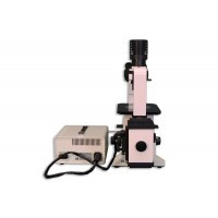 Meiji Techno TC-5500 Binocular Inverted Epi-Fluorescense Biological Microscope