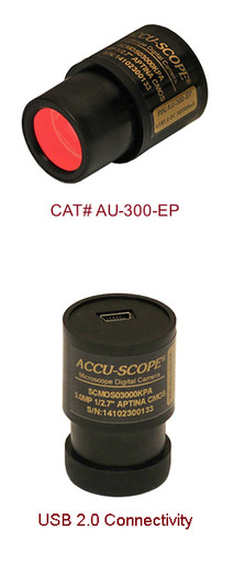 Accu-Scope ACCU-CAM 300 Eyepiece Camera