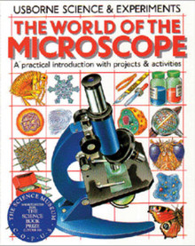 World of The Microscope Experiment Book