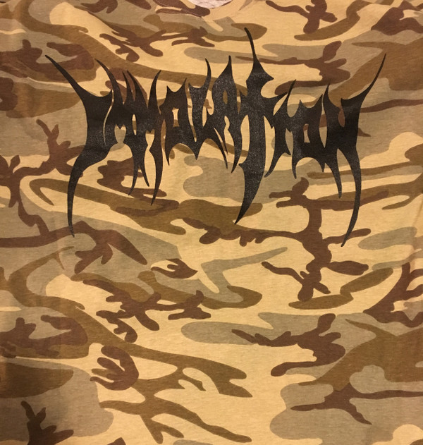 Desert Camo Logo T-shirt