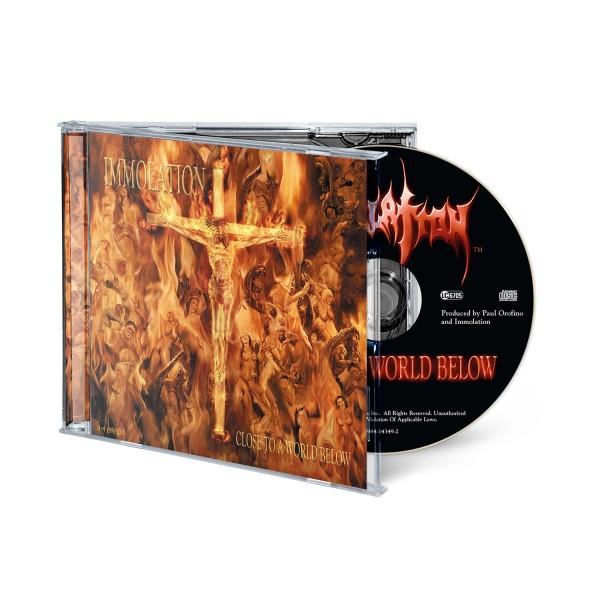 """Close To A World Below"" CD"