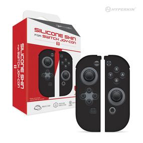 Hyperkin Silicone Skins for Nintendo Switch Joy-Con (Black)