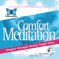 Comfort Meditation mp3 & CD
