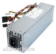 Dell 240W Optiplex 790 990 SFF Power Supply PSU01GC38 AC240ES-01