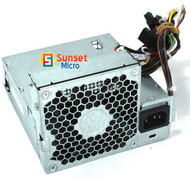 HP 240W Elite 8000 8100 8200 Small Form Factor Power Supply  503376-001 508152-001