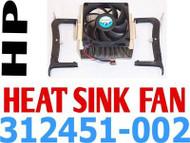 312451-002 Hewlett-Packard Fan Assembly P4 For D300/D530
