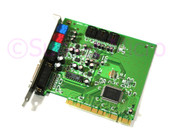 Genuine Creative Lab CT4740 Computer Internal Sound Card High Profile 4-Channel