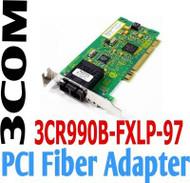 3CR990B-FX-97 3Com 10/100 Secure Fiber-FX NIC - Network adapter - PCI low