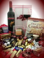 117 LCP56 Big Bold Red Wine with Sweets