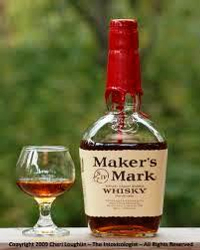 915 WA56    Makers Mark Bourbon