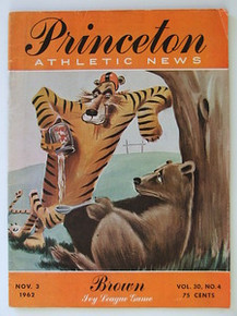 Brown v. Princeton Football Program 1962