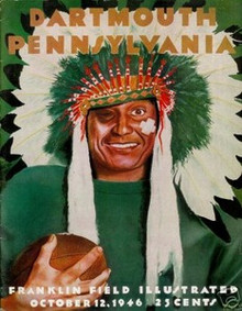 Dartmouth v. Penn Football Program 1946