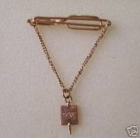 Dartmouth Tie Clasp and Pendant