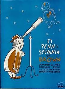 Penn v. Brown Football Program 1965