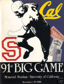 Stanford v. California Football Program 1988