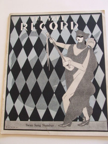 Yale Record 1928 - Art Deco Cover