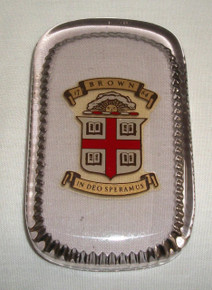 Brown University Paperweight