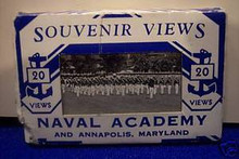 Naval Academy Vintage Photos - Views - Annapolis