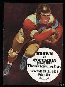 Brown v. Columbia Football Program 1938