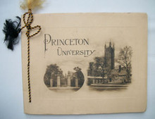 Early Princeton Photo Album Images and Views