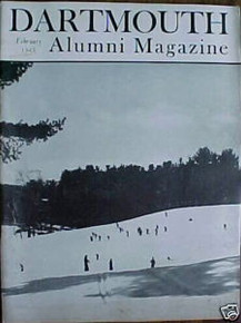 Dartmouth Alumni Magazine 1945