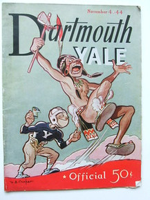 Dartmouth v. Yale Football Program 1944
