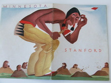 Stanford v. Minnesota Football Program 1931
