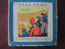 Yale v. Army Football Game Film 1930
