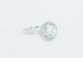 Engagement Rings- Halo Collection - JRC03
