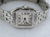 Womens Cartier Panthère Diamond Watch