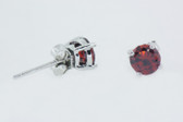 1 Carat Birthstone Earrings - S73