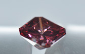 Radiant Cut Fancy Pink Diamond - EK14