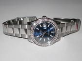 Mens Rolex DateJust II Oyster Perpetual Diamond Watch - MRLX07
