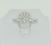 1.56 Round Cut Diamond Carat Ring - EK53