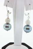Freshwater Pearl Earrings - LC240
