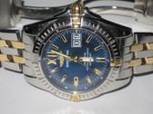 Breitling Chronomat Cockpit 18k Gold Watch - MBRT61