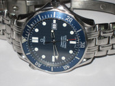 Mens Omega Seamaster Watch