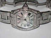 Womens Cartier Roadster Diamond Watch
