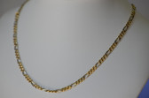 "20"" Chain Length - 18K Yellow Gold"