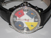 Mens Jacob & Co JC Diamond Watch