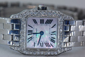 Womens Cartier Demoissele Mother of Pearl
